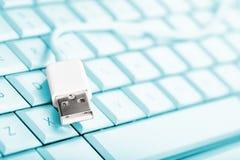 USB Plug Stock Photography
