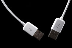 USB ports Royalty Free Stock Images