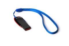 USB prålig skiva Fotografering för Bildbyråer