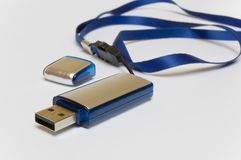 Usb stick royalty free stock photo