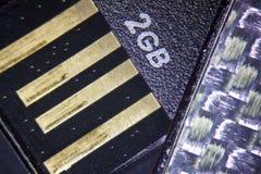 USB Stick Stock Photo
