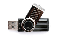 USB storage drive Stock Photography
