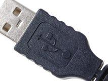 USB symbol Stock Image