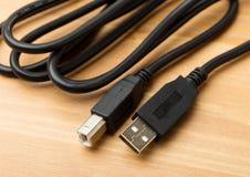 USB terminal Zdjęcia Stock