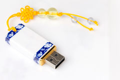 USB Thumb Drive Vintage Stock Images