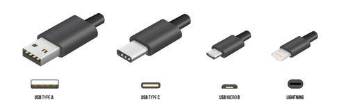 Free USB Type C Stock Photography - 86693132