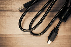 usb type connector Stock Image