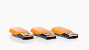 USB-Vara Imagens de Stock Royalty Free