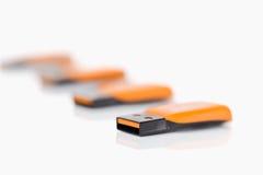USB-Vara Imagem de Stock