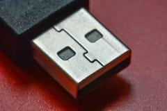 USB włącznik dla elektronika Obrazy Royalty Free