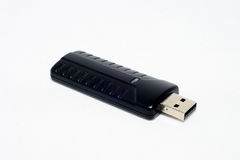 Usb wifi stockfoto