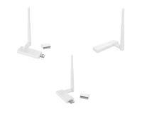 USB wireless adapter Stock Photos