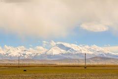 Usbekistan, Chimgan-Region, Frühling 2006 Lizenzfreies Stockbild