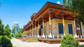 Usbequistão, Tashkent, memorial à memória das vítimas da repressão Foto de Stock Royalty Free