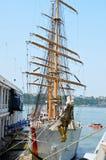 USCGC Eagel Lizenzfreies Stockbild