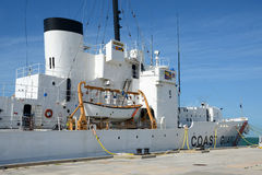 USCGC Ingham (WHEC-35) Royalty Free Stock Photography