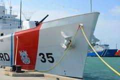 USCGC Ingham (WHEC-35) 库存照片