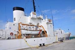 USCGC Ingham (WHEC-35) 免版税库存图片
