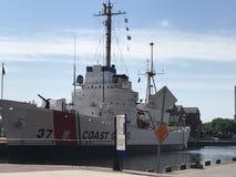 USCGC Taney στη Βαλτιμόρη, Μέρυλαντ Στοκ Φωτογραφίες