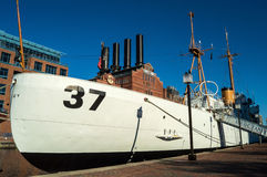 USCGC Taney Image stock