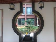 USCITA residenziale ordinaria dell'alloggio di shekou di Œshenzhen del ¼ di ŒChinaï del ¼ di Asiaï Immagine Stock
