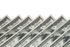 USD бумажных денег Стоковое фото RF