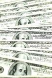 USD валюты американца Стоковые Изображения RF