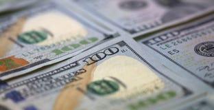 USD долларов американца Стоковое Изображение RF
