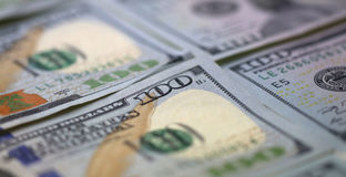 USD amerykanina dolary Obraz Royalty Free