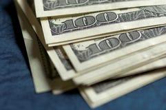 USD de notes photographie stock libre de droits