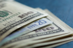 USD de notes Photo stock