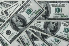 USD do fundo Imagens de Stock Royalty Free
