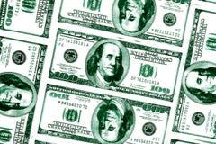 USD Hintergrund Stockfoto
