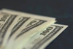 Usd nota's Stock Fotografie