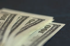 Usd notes Stock Photography