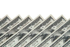 USD paper currency Royalty Free Stock Photo