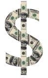 USD symbol Stock Images