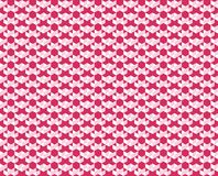 Abstract geometric pattern of pink colors tones - Vector illustration. Use as background, backdrop, image montage, or texture in graphic design; or print on stock illustration