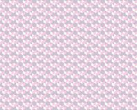 Abstract geometric pattern of 3-coloured purple, pink, and white colors - Vector illustration. Use as background, backdrop, image montage, or texture in graphic stock illustration