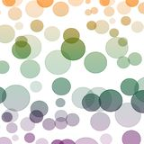 Colorful bubbles background image for multiple use. USE IT FOR BACKGROUND IMAGE AND ALSO PROMOTE ON SOCIAL MEDIA stock illustration
