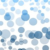 Gradient blue bubbles  background image for multiple use. USE IT FOR BACKGROUND IMAGE AND ALSO PROMOTE ON SOCIAL MEDIA royalty free illustration