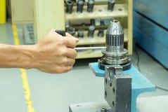 Use jig and tool Stock Photos