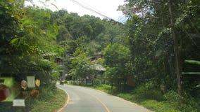 Use life in holliday. In Maekhampong Chiangmai royalty free stock photo