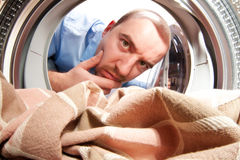 Use my washing machine royalty free stock photos