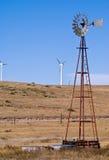 use nowy stary wiatr zdjęcie stock