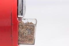 Use sharpener of pencil Royalty Free Stock Photos