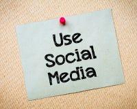 Use Social Media Royalty Free Stock Photos