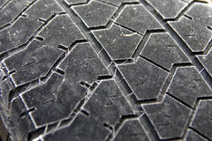 Use winter tyres Royalty Free Stock Image
