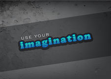 Use your imagination Stock Images