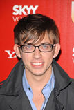 The Used. Kevin McHale  at the Us Weekly Hot Hollywood Style 2009 party, Voyeur, West Hollywood, CA. 11-18-09 Stock Image